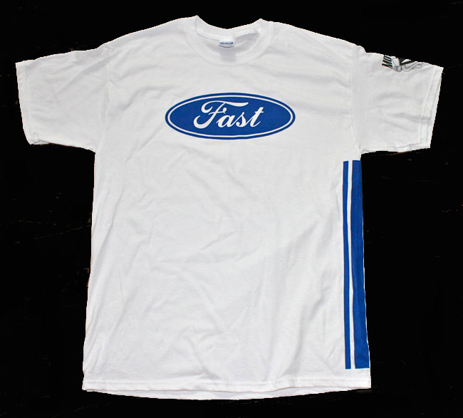 fast ford t-shirt