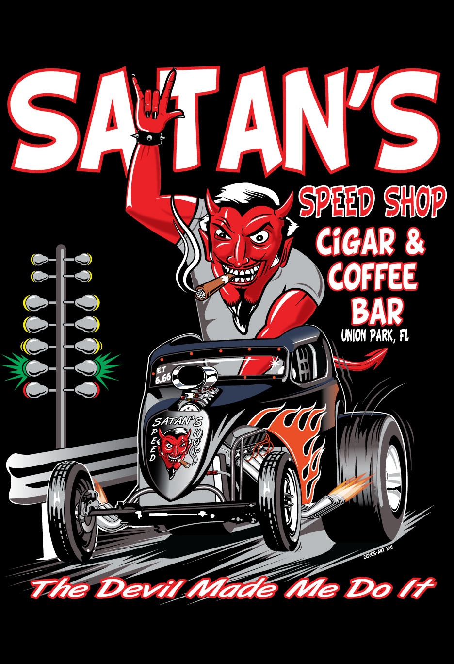 satans speed shop